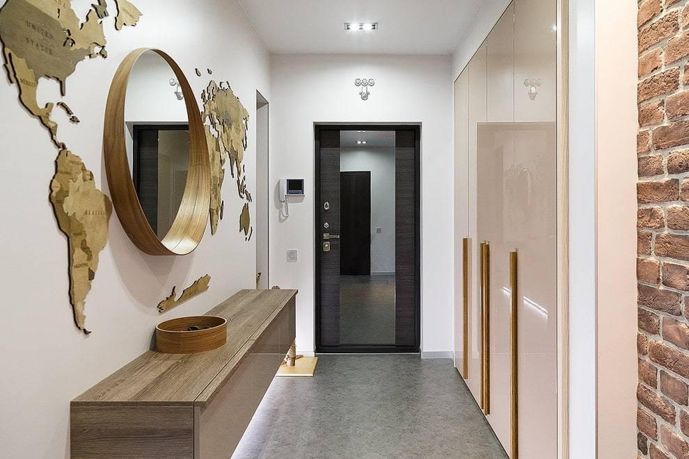 Длинный коридор: хитрости дизайна, фото интерьеров, вдохновляющие идеи и практичные решения