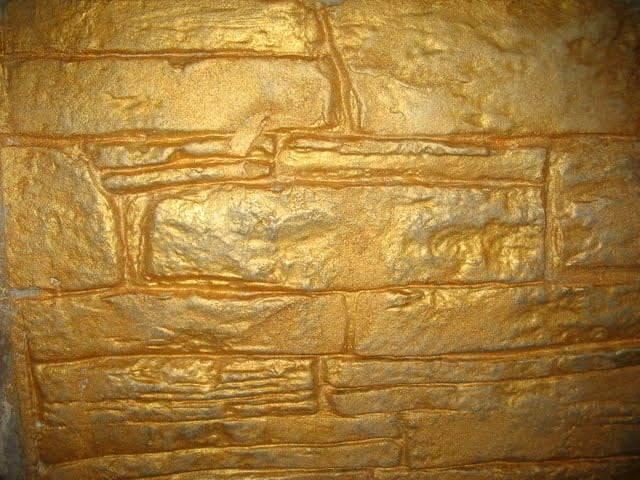 Покраска декоративного камня из гипса: как и чем покрасить камень своими руками, способы с эффектом состаривания
