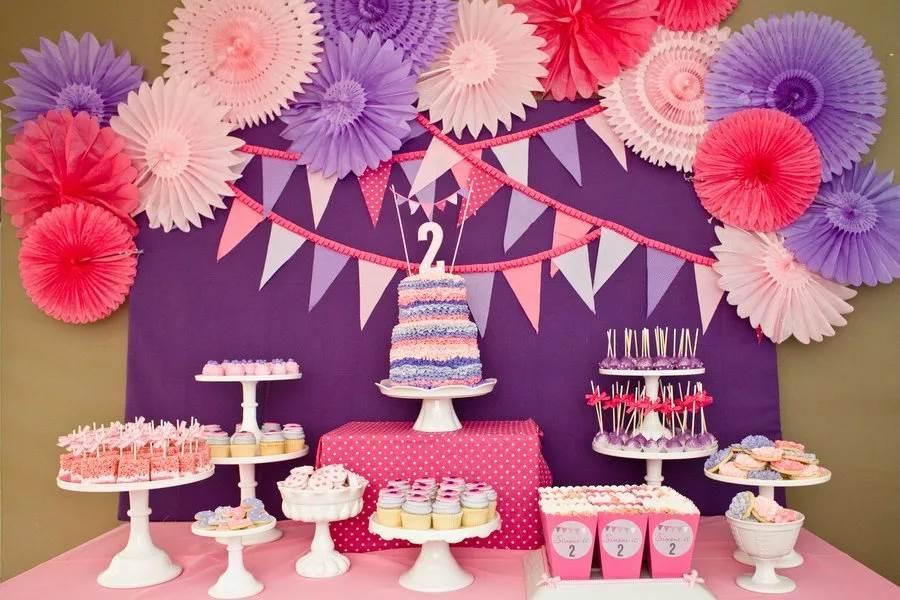 30 классных украшений на день рождения своими руками