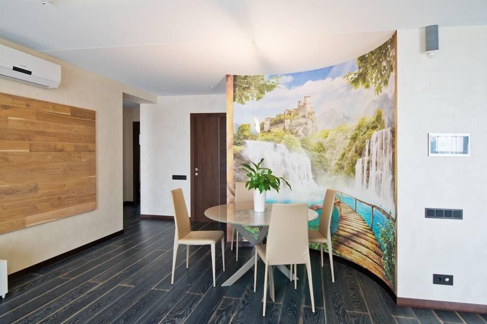 Обои, расширяющие пространство — 3 наилучших варианта для маленькой комнаты