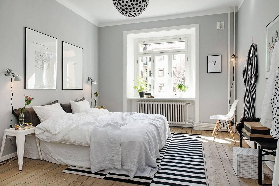 Белая спальня (200 фото идей): варианты сочетания белого цвета в дизайне интерьера