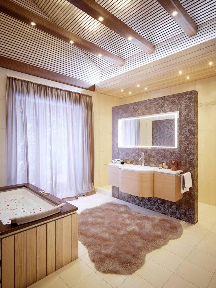 Как отделать ванную дешево? 7 самых бюджетных вариантов