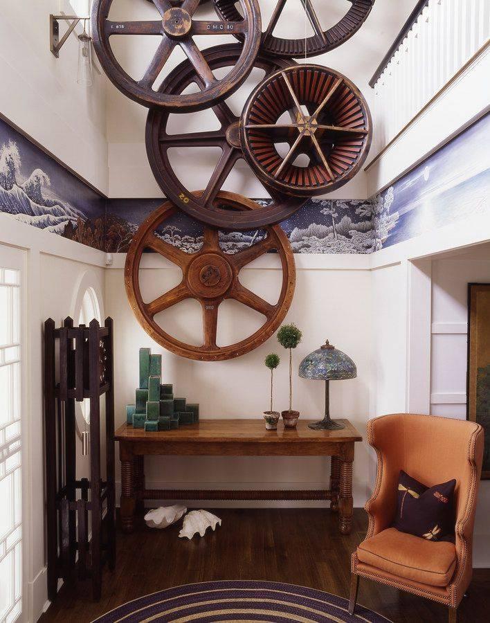 65 идей индустриального стиля в интерьере - happymodern