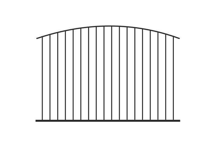 Забор из профильной трубы: виды и чертежи (сварной, секционный, с профнастилом), пошаговая инструкция по изготовлению