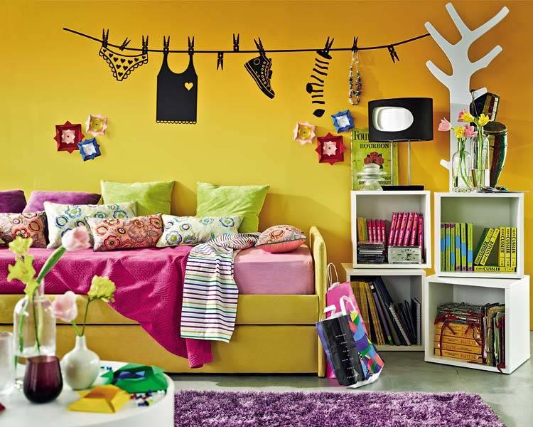 Декор детской: 95 фото красивых идей оформления детской комнаты для мальчиков и девочек
