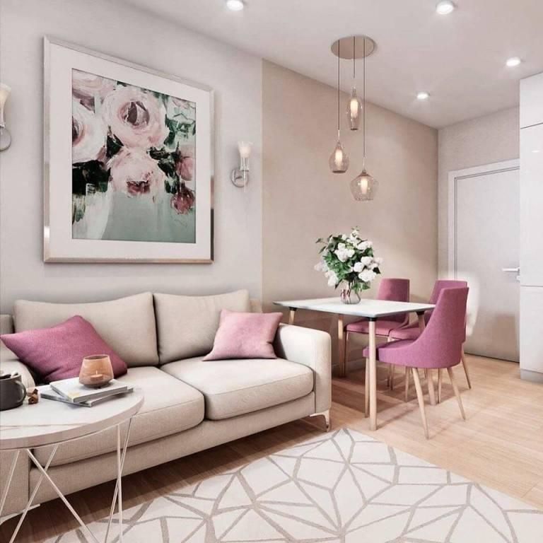 Кухня-гостиная 17 кв. м: идеи дизайна и правила реализации