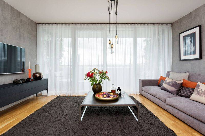 Шторы в гостиную в современном стиле фото 2019: дизайн, цвет, стиль и идеи для интерьера