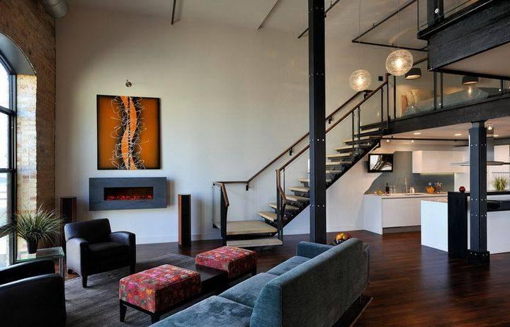 Красивый потолок в квартире (60 фото)   обзор лучших интерьеров !!!