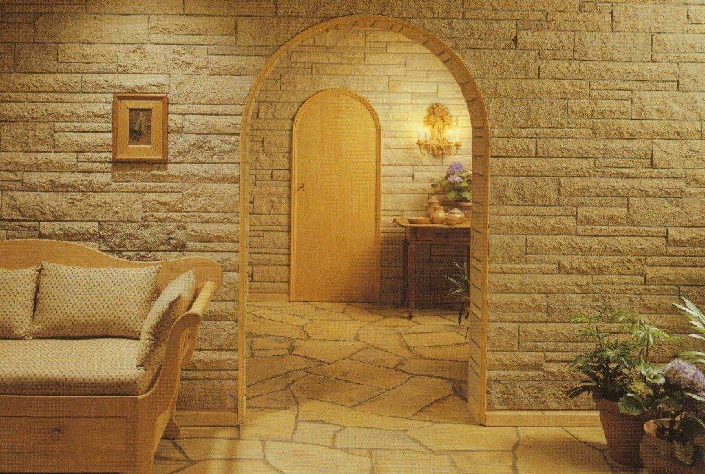 Кухонный фартук из искусственного камня: дизайн кухни из декоративного камня, советы по выбору, отделке и фото примеры