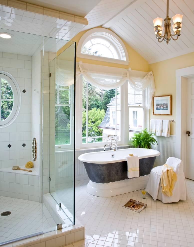 Дизайн ванной комнаты: как составить проект, какой стиль выбрать и какие шаги выполнить (60 фото) | дизайн и интерьер ванной комнаты