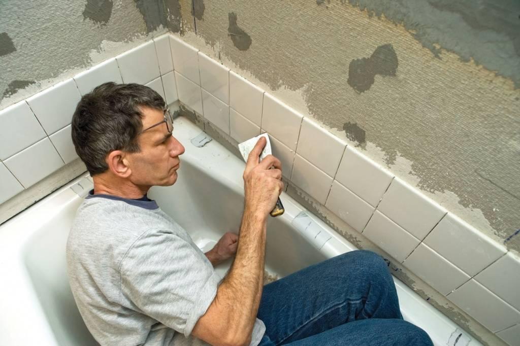 Ванная комната без плитки: 4 способа нарушить догмы