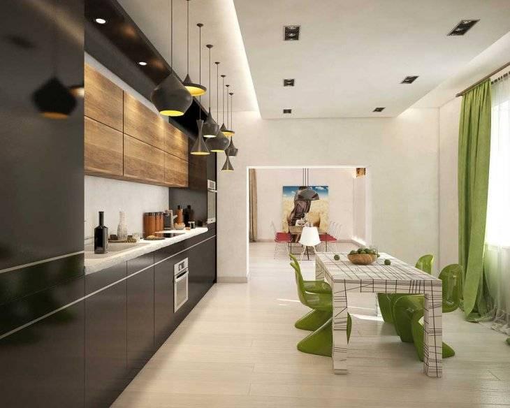 Обои для кухни — современные идеи (77 фото): модный дизайн 2020