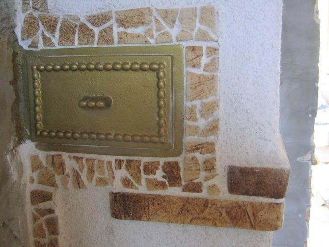9 видов термостойкой плитки для каминов и печей: выбираем лучшую. плитка для сауны и бани