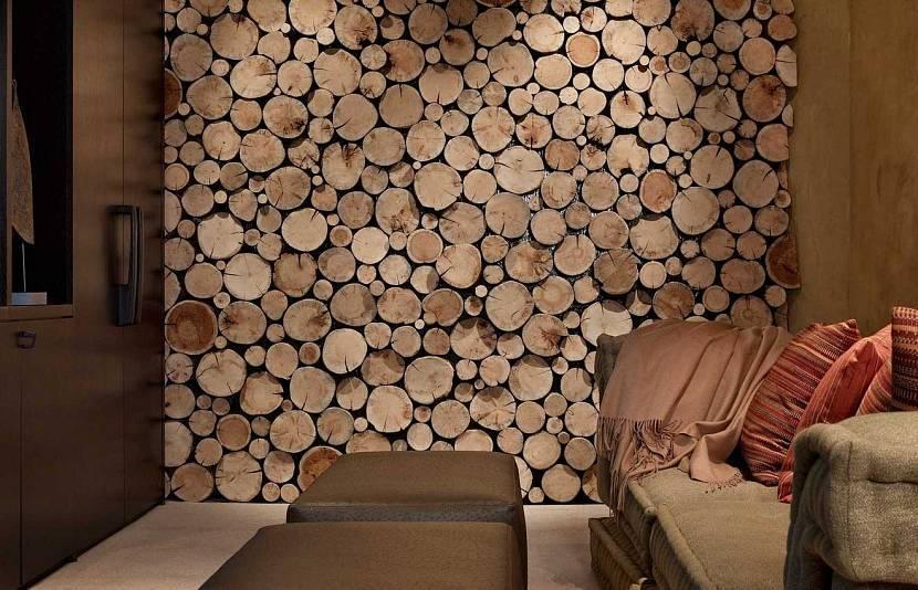 Ламинат на стене: 75 красивых идей и примеров (фото)