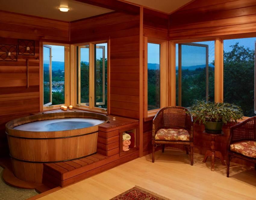Ванная в 8 стилях - самые красивые интерьеры дизайнеров (+38 фото)   дизайн и интерьер ванной комнаты