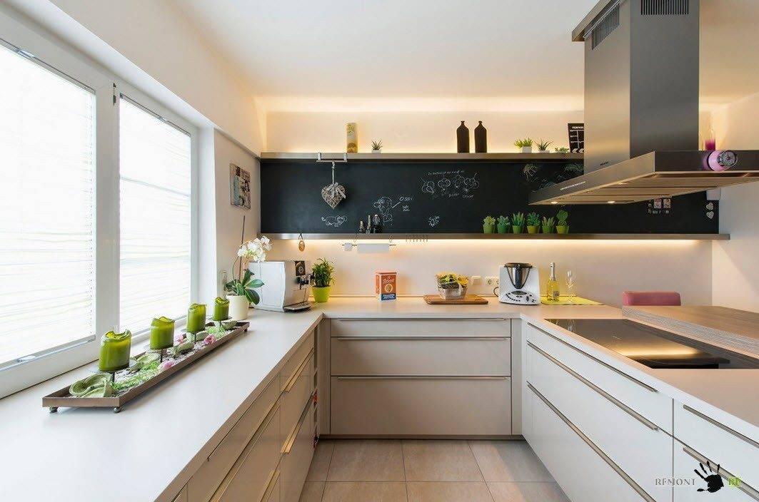 Как выбрать идеальную планировку для кухни?