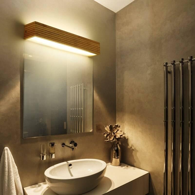 Основы обустройства освещения в ванной - 86 фото примеров