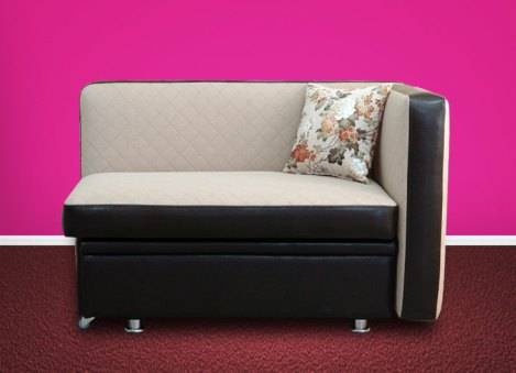 Как выбрать маленький диван на кухню. фото эксклюзивных диванов для малогабаритной кухни.