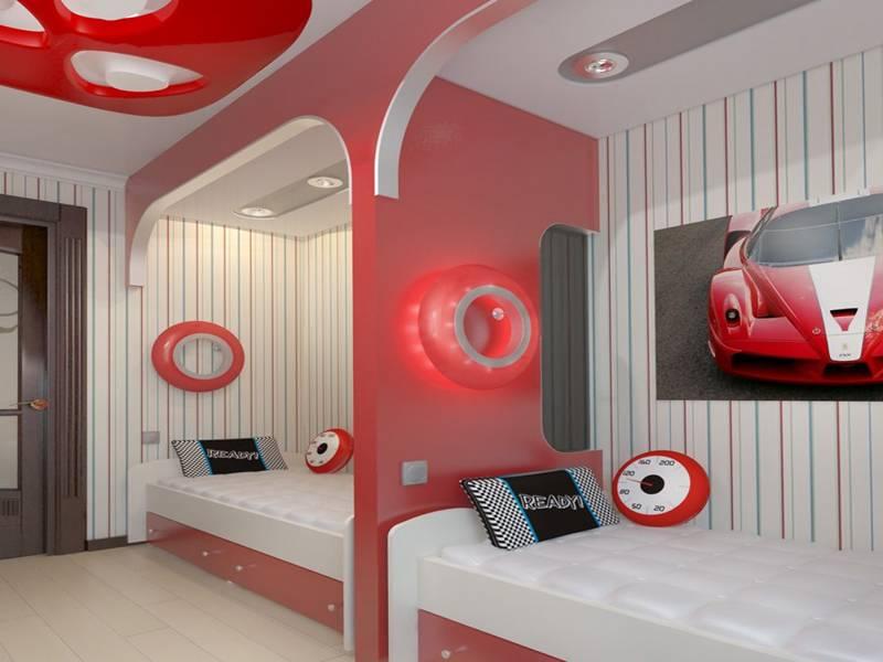 10 идей для оформления комнаты подростков