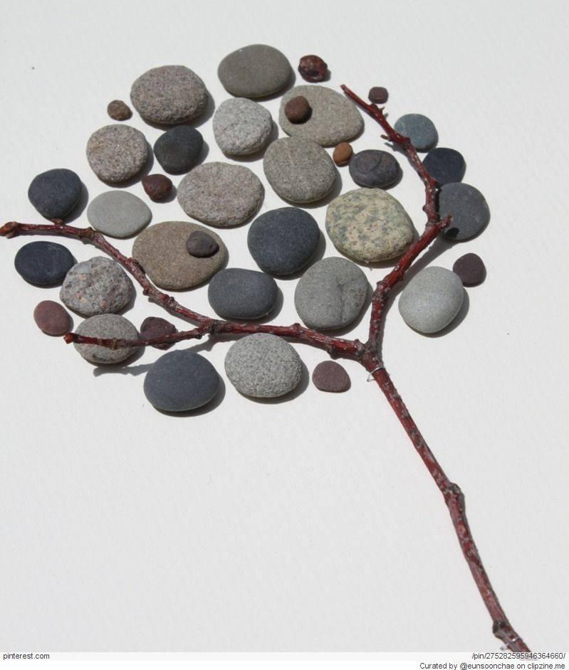 Поделки из камней: топ-140 фото красивых идей поделок и украшений из камней. инструкция, как сделать в домашних условиях