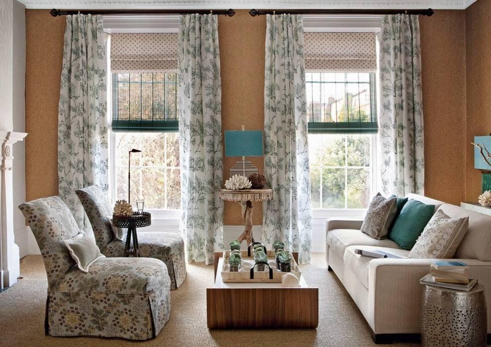 Шторы в зал, как выбрать? топ-150 лучших фото вариантов стильного дизайна штор