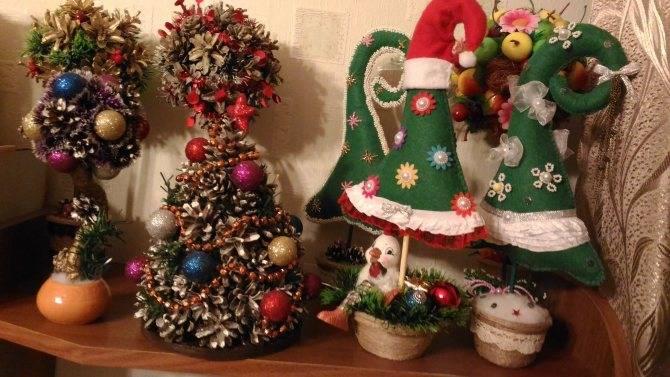 Поделка елочка своими руками новогодняя 80+ идей как сделать елку самостоятельно