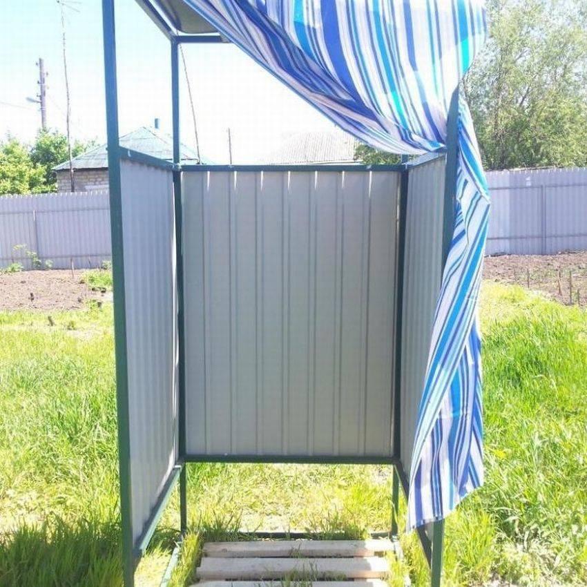Летний душ с подогревом своими руками: пошаговый инструктаж по строительству. как построить летний душ с подогревом на дачном участке?