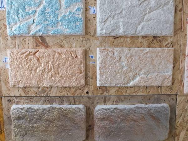 Отделка покраской под камень: просто и быстро