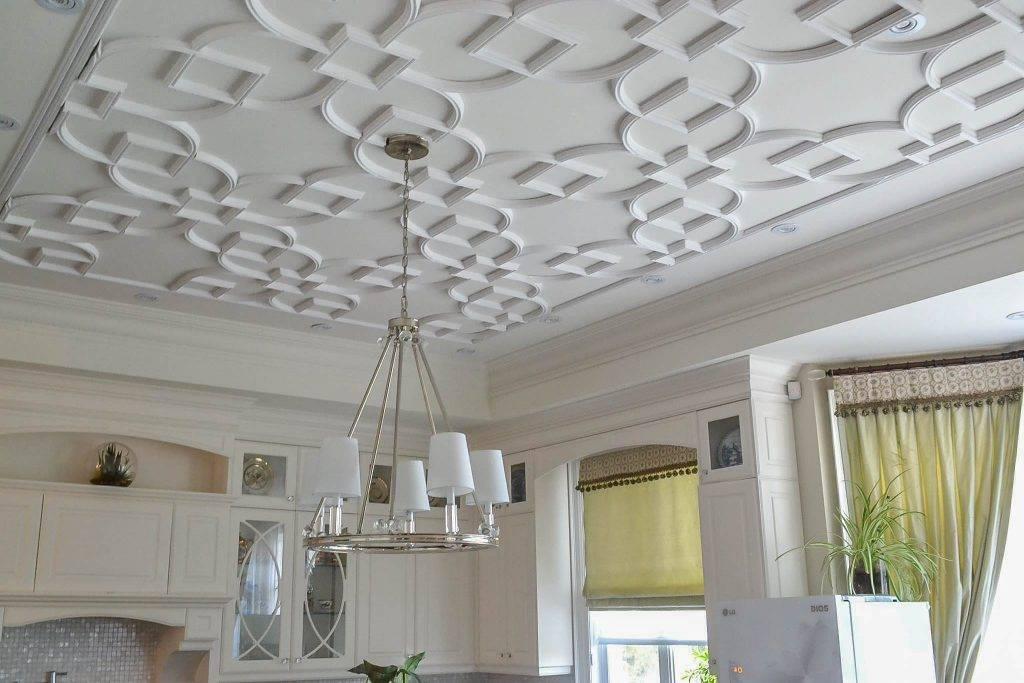 Декор потолка: 120 фото и видео инструкции по выбору и применению стильного дизайна