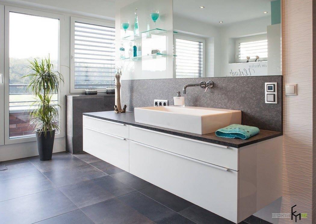 Как выбрать раковину в ванную: размеры, правила выбора, идеи дизайна (30 фото)
