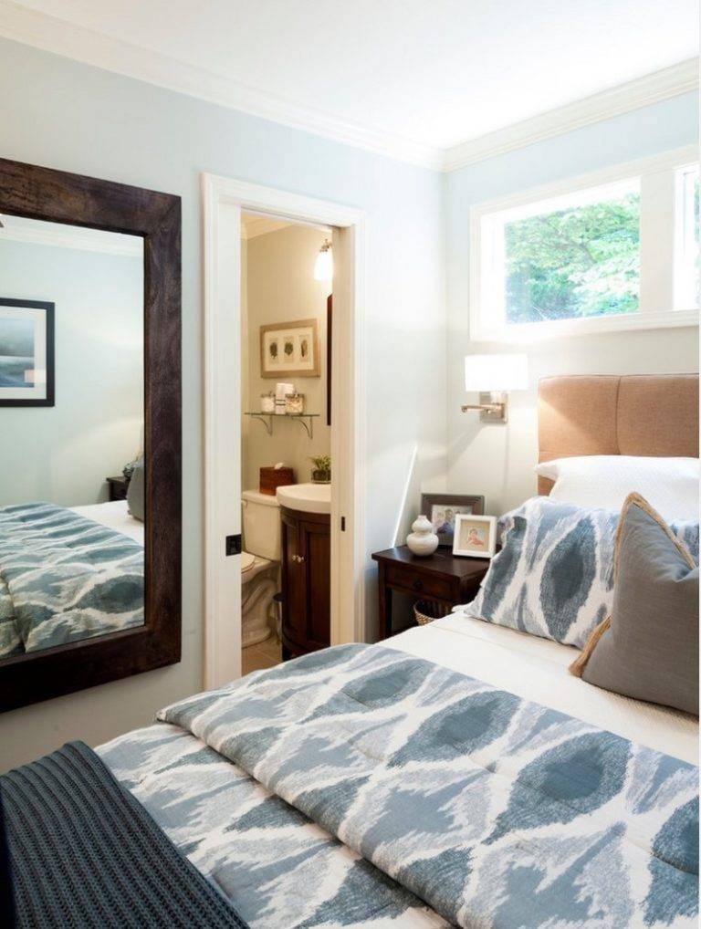 Зеркало в спальне — приметы и суеверия об отражениях