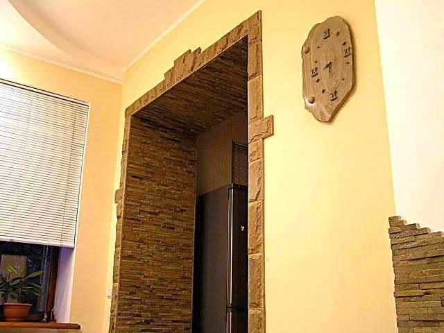 Материалы и технологии для отделки дверного проема