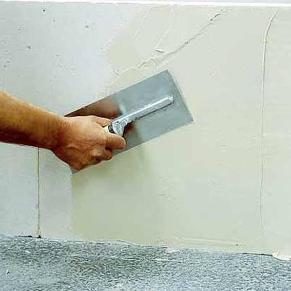 Шпаклевка стен под покраску: как сделать своими руками, инструкция для начинающих