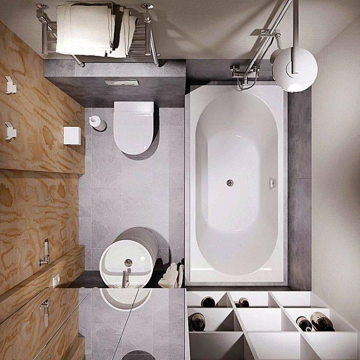 Ванная 3 кв. м: лучшие примеры планировок, дизайна и сочетания цветов оформления (150 фото)