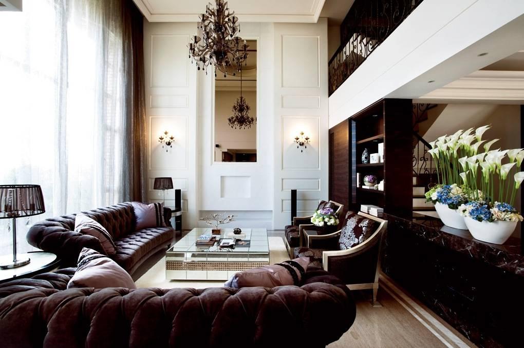 Идеи и варианты красивого оформления дизайна квартиры-студии