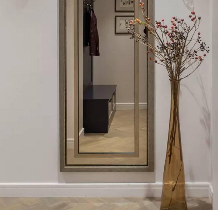 Зеркала в интерьере: элегантные решения и идеи дизайна (+44 фото) | дизайн и интерьер