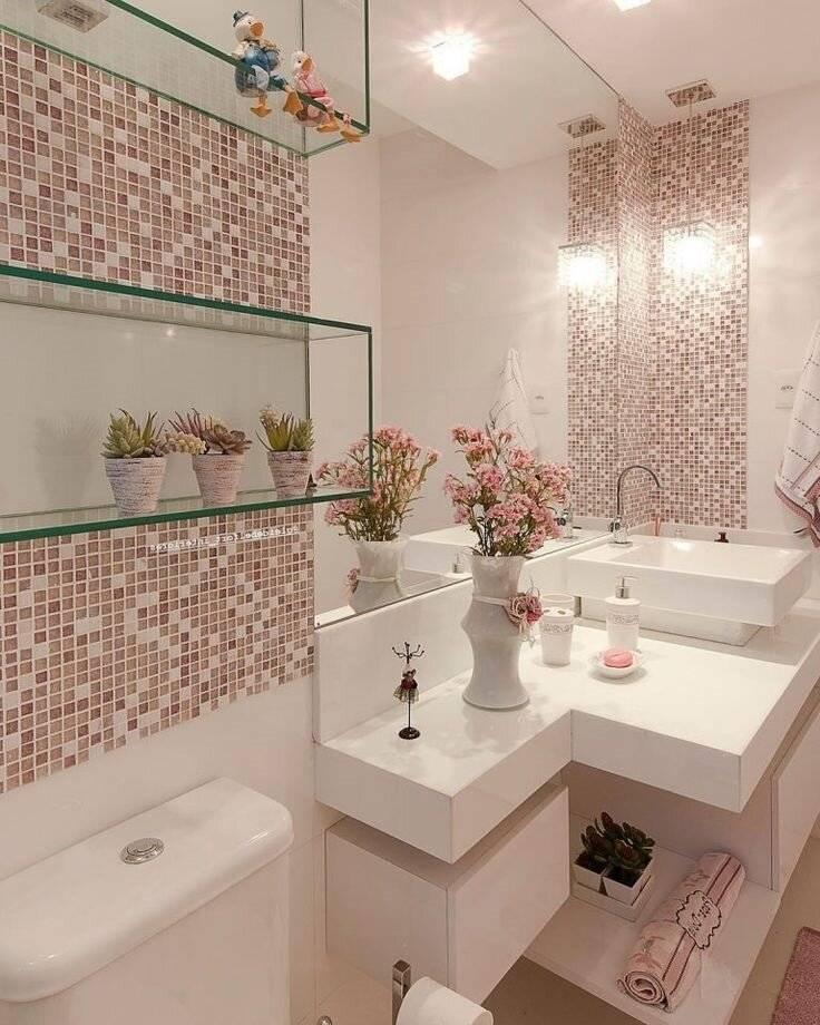 Плитка мозаика для ванной — виды, плюсы и минусы, дизайн, укладка, фото, новинки