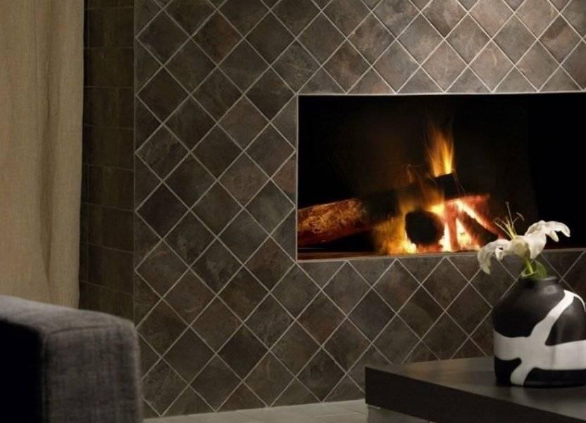 Облицовка печи плиткой своими руками – как обложить печь или камин плиткой, керамической, терракотовой + фото, видео