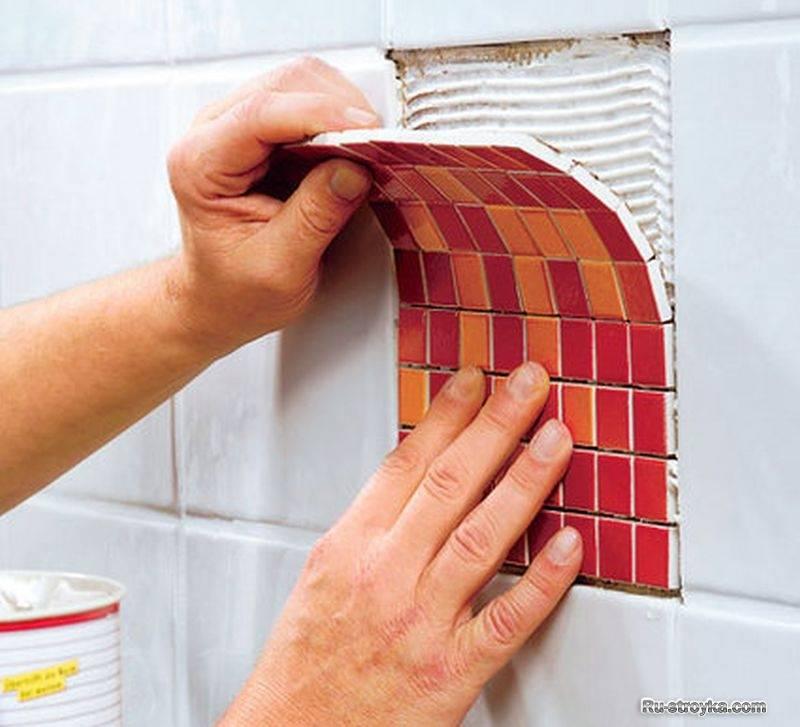Чем отделать стены в ванной комнате кроме плитки - идеи