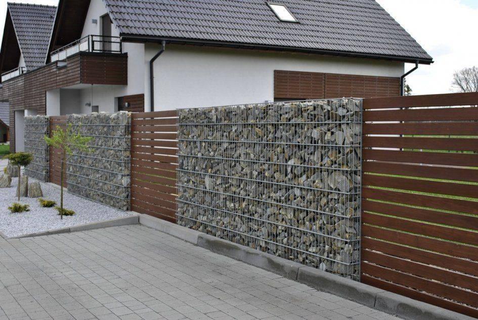 Забор из габионов своими руками: пошаговая инструкция, цена и видео