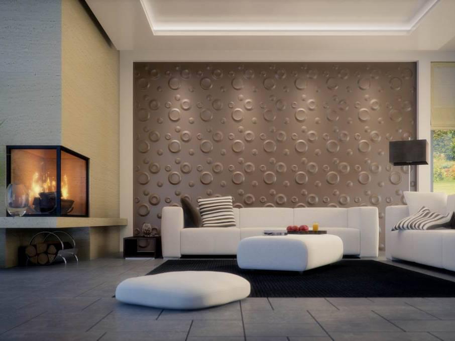 Панели для отделки стен - 130 фото лучших вариантов декоративной обшивки