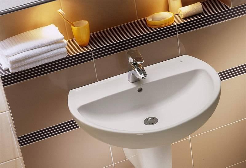 Накладные раковины для ванной - лучшие модели, нюансы выбора