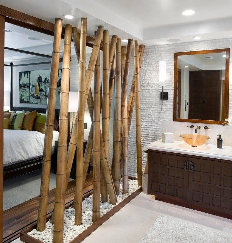 Декоративный бамбук: особенности ухода в домашних условиях, как получают закрученные растения - 19 фото