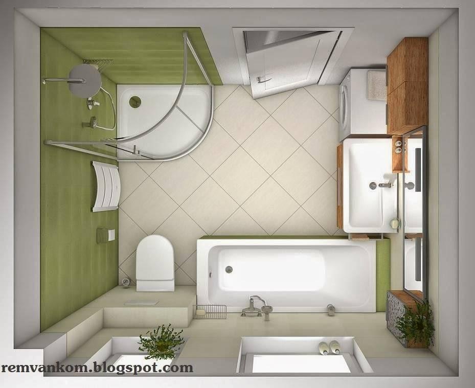 Дизайн совмещенного санузла: идеи по планировке и оформлению, фото