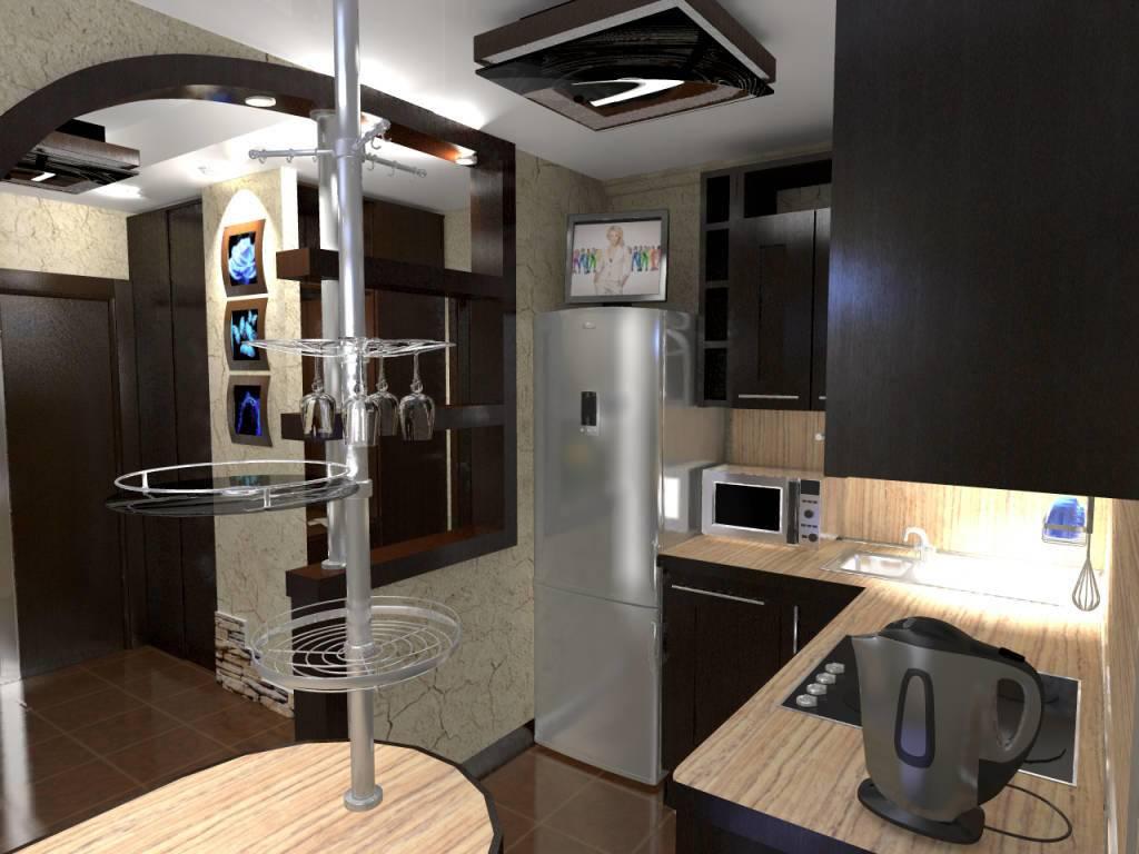 Кухня-прихожая - дизайн (35 фото): видео-инструкция по оформлению интерьера совмещенного помещения своими руками, цена, фото