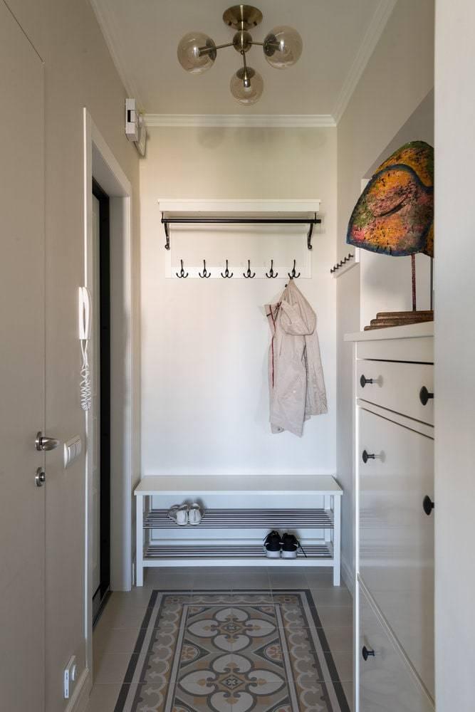 Как создать уютный дизайн маленькой прихожей в хрущевке: выбираем обои, зеркала, мебель