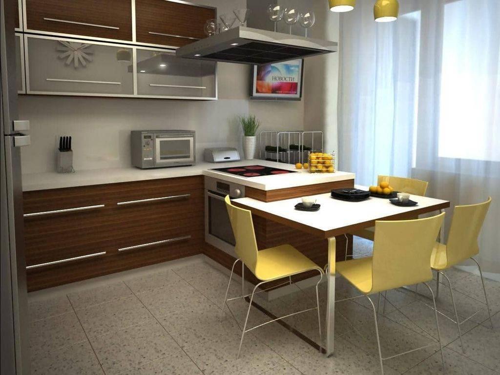 Дизайн кухни 18-19 кв. м (81 фото): интерьер кухни 3 на 6 кв. метров в современном и других стилях с диваном и без