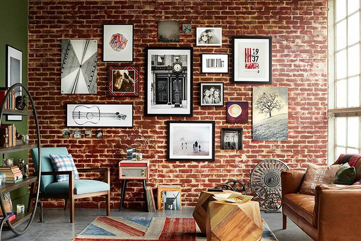 Интерьер в стиле лофт - 100 фото примеров