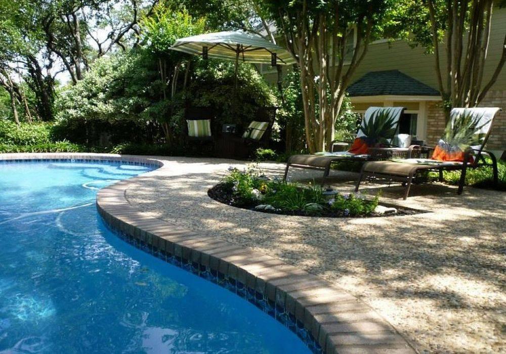 Обустройство двора: этапы оформления территории частного дома своими руками (130 фото)