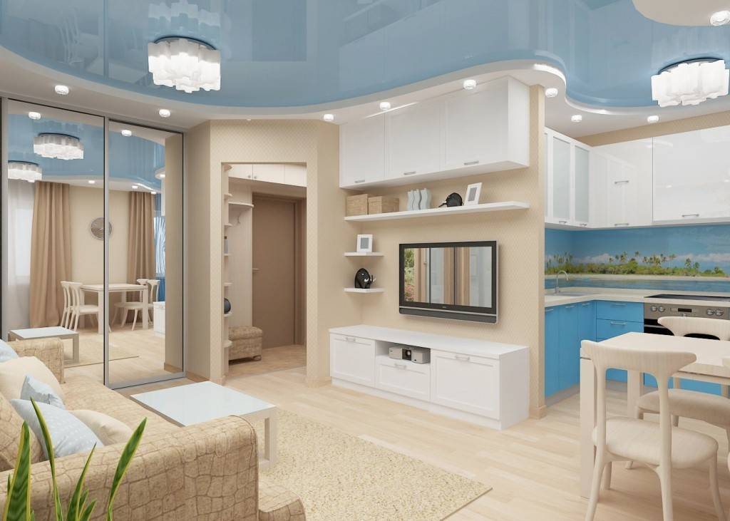 Перепланировка однокомнатной квартиры в двухкомнатную: правила и примеры, фото удачных дизайнов. варианты перепланировки из однокомнатных квартир в двухкомнатные